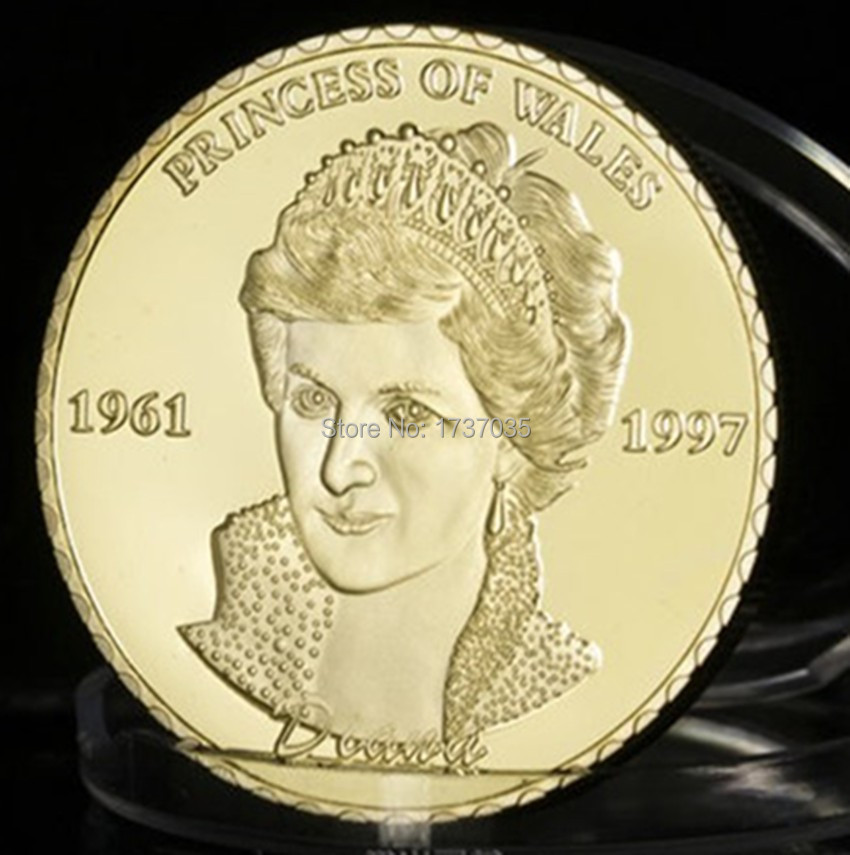 America 911 World Trade Center US Flag Bald Eagle 24K Gold Plated Coin Token