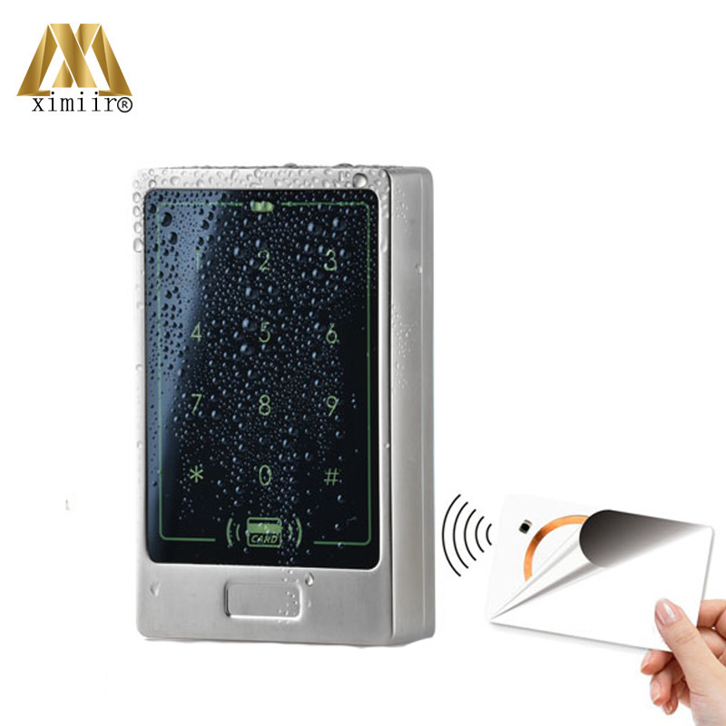 New Arrival Hot Sale IP65 Waterproof 13.56MHz MF Card Reader Standalone Without Software M13-B Smart Access ControlNew Arrival Hot Sale IP65 Waterproof 13.56MHz MF Card Reader Standalone Without Software M13-B Smart Access Control