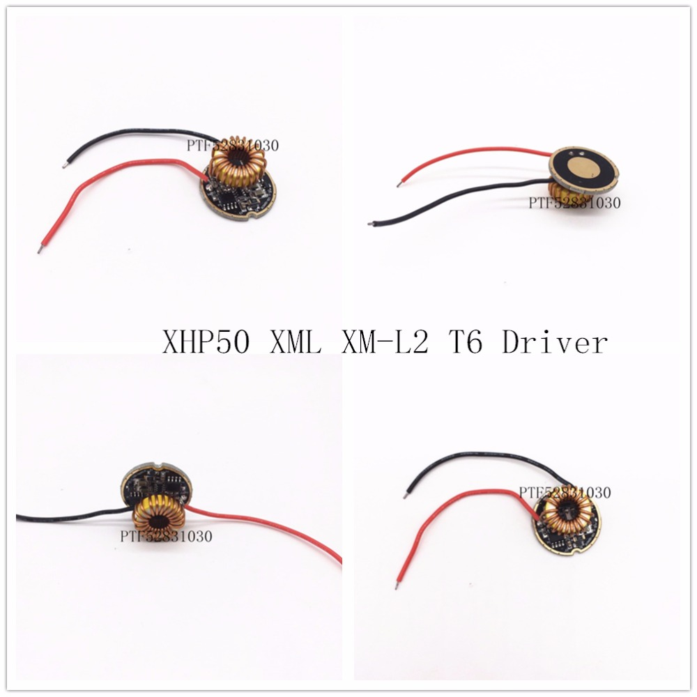 5 mod/1 Modu Sabit Akım 2800mA DC 12 V XML T6 Led Sürücü Cree XML XM-L2 LightingTransformers