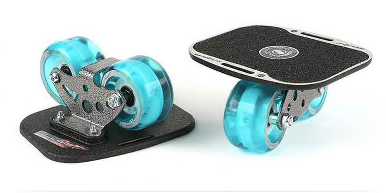 High Quality Flash Drift Skates Skateboard Skate Board Driftskate Skate Shoes Flashing Roller