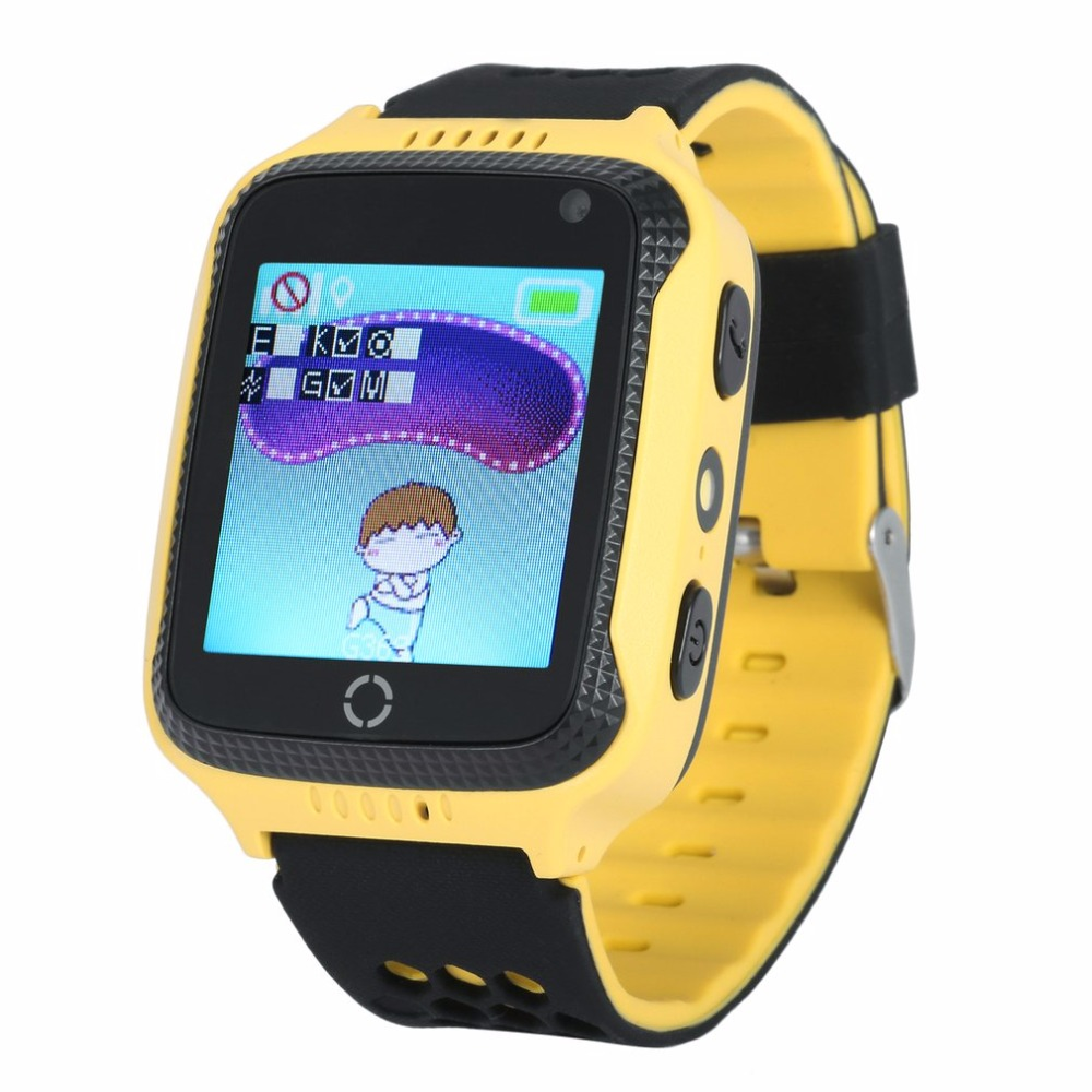 M05 Smart Watch for Children Kids GPS Watch for Apple for Android Phone Electronics Smart Baby Watch with 3 Colors