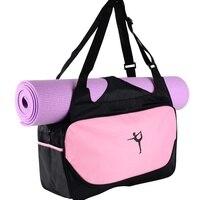 Waterproof Yoga Pilates Multifunctional Clothes Yoga Bag Gym Sport Bag Yoga Backpack Shoulder Case Bag Carriers