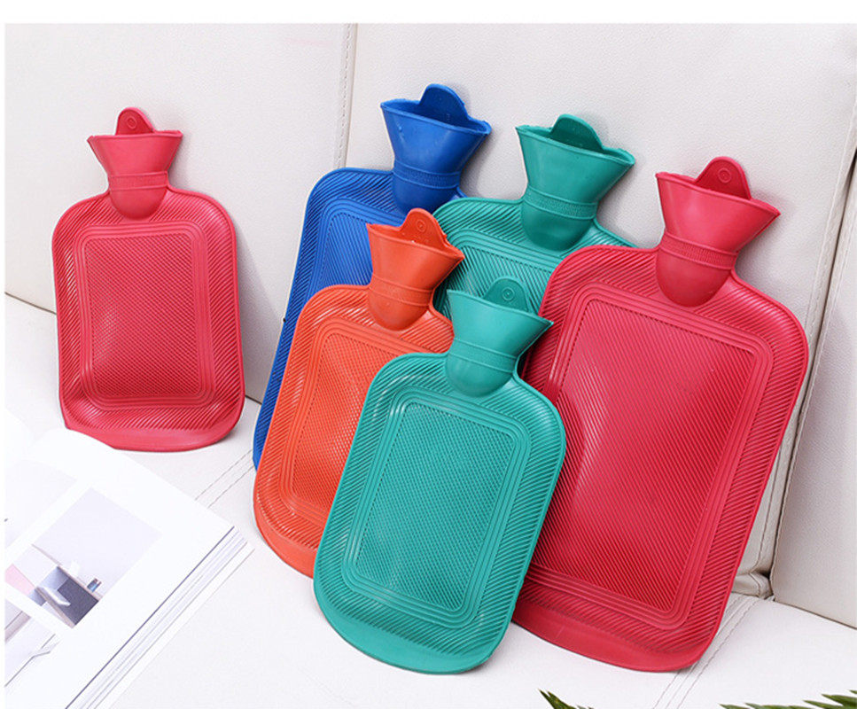 3 Size Water Filling Pvc Rubber Hot Water Bottle Hand