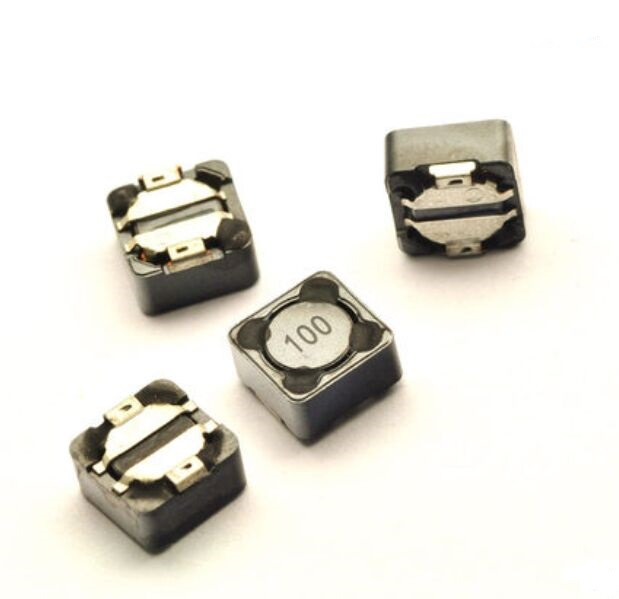 10pcs/lot 7*7*4 10UH SMT SMD Patch Shielding Power Inductors M90 100 Electronic Components Free Shipping Russia