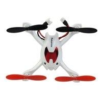 2.4G 4CH 6 Axis Gyroscoop 3D RC Afstandsbediening UFO Helicopter Vliegtuigen WORDEN Model Kinderen Speelgoed Montage Raden gift voor jongen