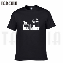 Tees Men Tshirt Short-Sleeve Plus Fashion Tops Casual New-Brand Boy TARCHIA Cotton Homme
