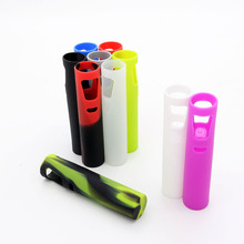 Colorful Protective Silicone Sleeve Case For eGo AIO Kit EGO AIO Silicone Case 10 Colors