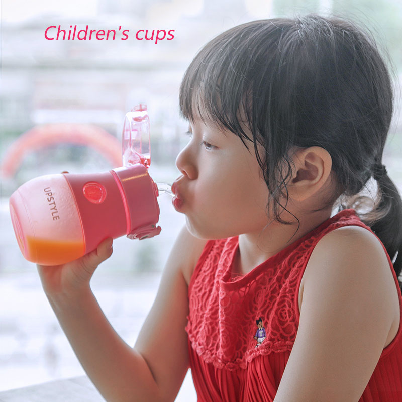 201-300 ML Niños Adultos Deportes Mi Botella de Agua Caja de La Píldora Organiza
