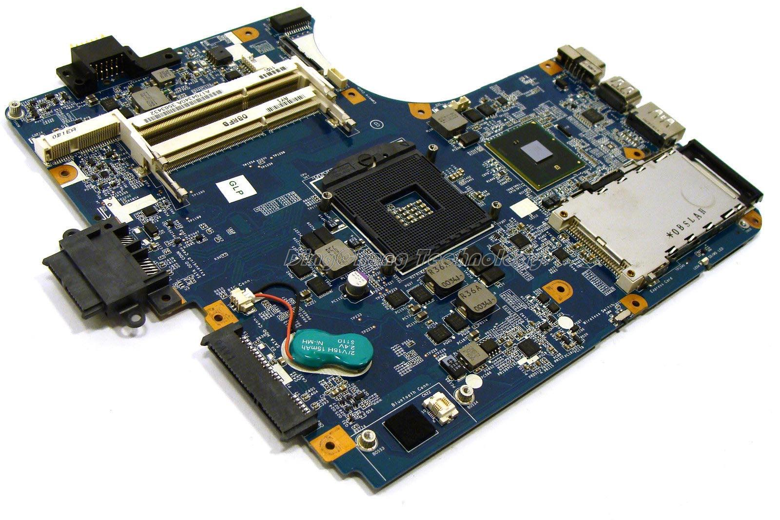 MBX 223 laptop Motherboard For Sony M971 MBX-223 1P-0106J00-6011 A1794340A REV 1.1 for intel cpu with integrated graphics card