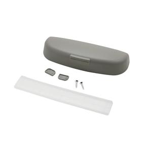 Image 4 - Car styling Glasses Box Storage Box Case For DACIA SANDERO STEPWAY Dokker Logan Duster Lodgy