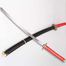 Japanese cosplay katana Anime Inuyasha sword carbon steel blade Decoration Crafts swords