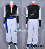 DBZ Dragon Ball Z Gogeta Cosplay Costume H008