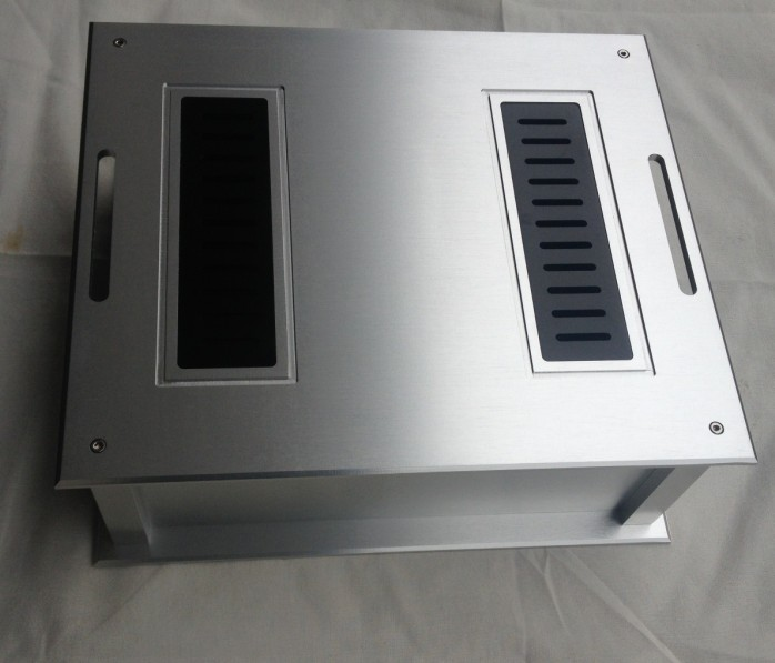 все цены на aluminum power amplifier chassis /home audio amplifier case (size 350*132*300MM) онлайн