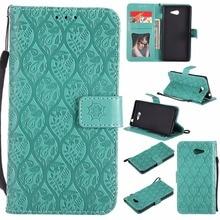 купить PU Leather Wallet Case Stand Cover Card Slots For Sony Xperia Z3 Z4 Z5 Mini Compact M2 M4 M5 X XA Ultra XZ E5 XZ1 L1 Phones Case дешево