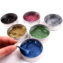 Fluffy Foam Magnetic Slime DIY Light Soft Hand Putty Cotton Charms Hand Putt Modeling Craft Antistress Toys for Children gifts(China)