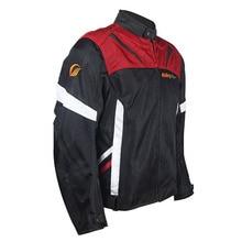 Мотокросс Гоночной Куртке Мотогонок Безопасности Светоотражающий Одежда Куртки Спортивной Одежды для Весеннего Летом