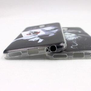Image 3 - Etui na telefony dla Meizu M6 M6S M5C M5 M5S M3S M3 uwaga miękkiego silikonu TPU fajne tylna pokrywa we wzory dla Meizu Pro 6 U10 U20 16 przypadku