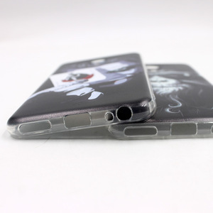 Image 3 - Phone Case For Meizu M6 M6S M5C M5 M5S M3S M3 Note Soft Silicone TPU Cool Painted Back Cover For Meizu Pro 6 U10 U20 16th Case