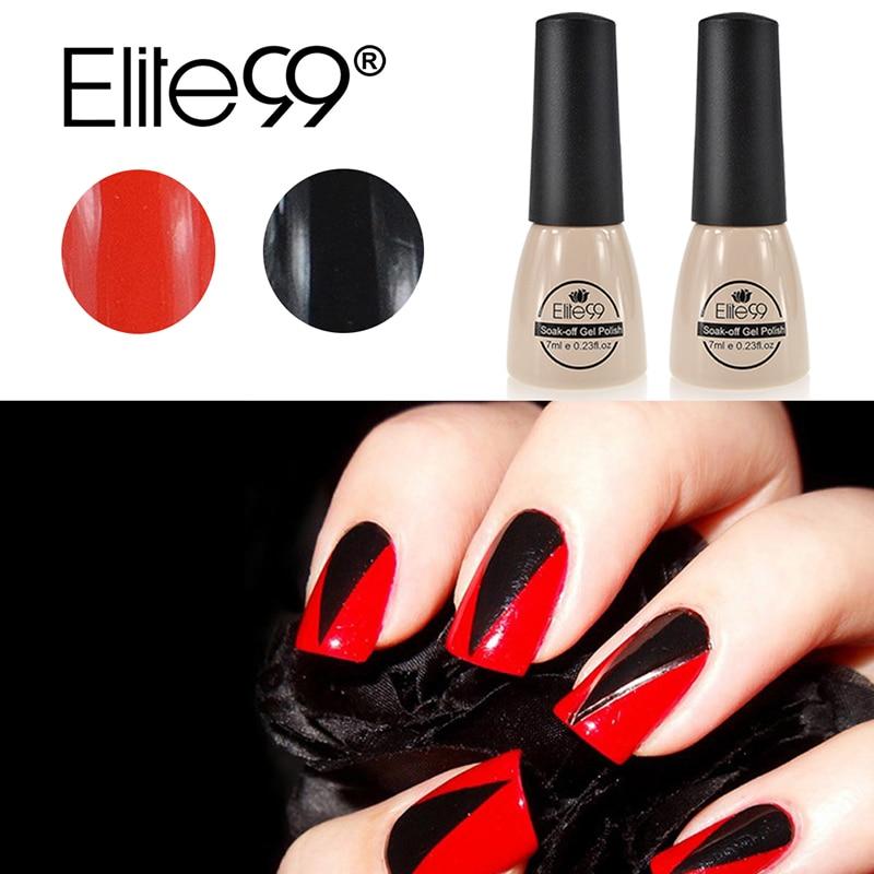 Elite99 UV Gel Nail Polish 7ml Gelpolish Halloween Varnish ...
