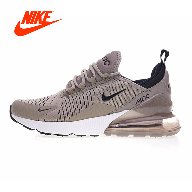 Original New Arrival Authentic Nike Air Max 270 Men's Running Shoes Sports Outdoor Sneakers Breathable Comfortable