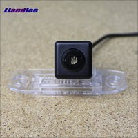 Liandlee Car Tracing Cauda Laser Light For Volvo S80 S80L 2006~2016 Modified Special Anti Fog Lamps Rear Anti collision Lights