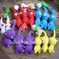 15 шт. Nintendo Pikmin Цветок Лист Бутон Плюшевые Игрушки Полный Набор Прекрасный Подарок Для Детей
