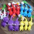 15pcs Nintendo Pikmin Flower Leaf Bud Plush Toy  Full Set Lovely Gift For Kids