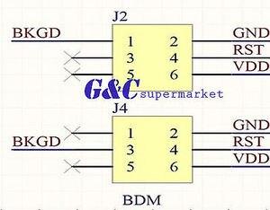 Image 3 - Émulateur USBDM USB BDM bras Kines BDM OSBDM 8/16/32 DSP USB2.0
