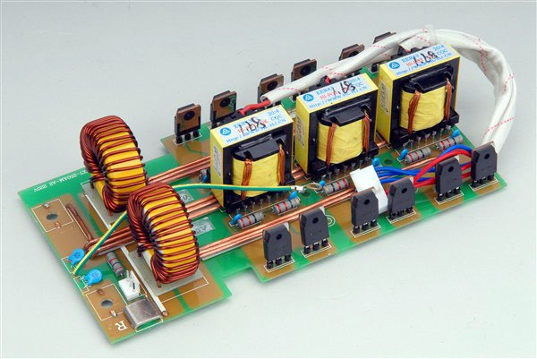 Field-effect tube ZX7-200(220V) rectifier PCB for MOSFET-controlled inverter welder um150cdy 10 100% import authentic field effect module inverter