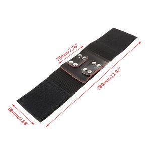Image 2 - New Fishing Wrist Band Elastic Adjustable Wristband Protector Catapult Slingshot