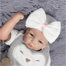 Mode Bébé unisexe Chapeau beanie avec grand arc infantile filles et garçons  Nouveau-Né L hôpital Chapeau bébé accessoires livrai. 978d76b62e3