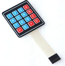 5PCS4*4 4×4 Matrix Array Keyboard 16 Key Membrane Switch Keypad For arduino DIY Starter Kit
