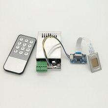 K216 fingerprint control board and R303T fingerprint module