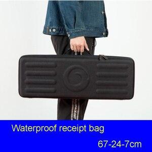 EVA жесткий корпус водонепроницаемый и ударопрочный набор инструментов клавиатура цифровая приемная сумка Многофункциональные бытовые игр...