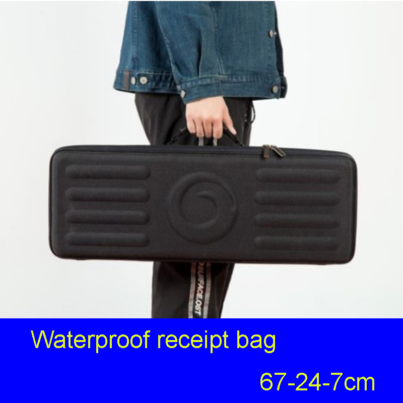 EVA Hard Shell Waterproof And Shock-proof Toolkit Keyboard Digital Receiving Bag Multi-function Household Toys Tool Bag Tool Box