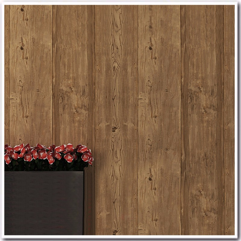 0a2c2c401 الخشب الملمس الفينيل 3D للماء خلفيات سميكة تنقش شجرة PVC جدار ورقة لفة  جدارية ديكور المنزل جدار تغطي خلفيات 3D