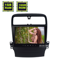 10inch Android radio for Acura TSX for honda inspire UC1 2003 2007Quad core 1024*600 Car radio GPS Navigation Andriod WIFI