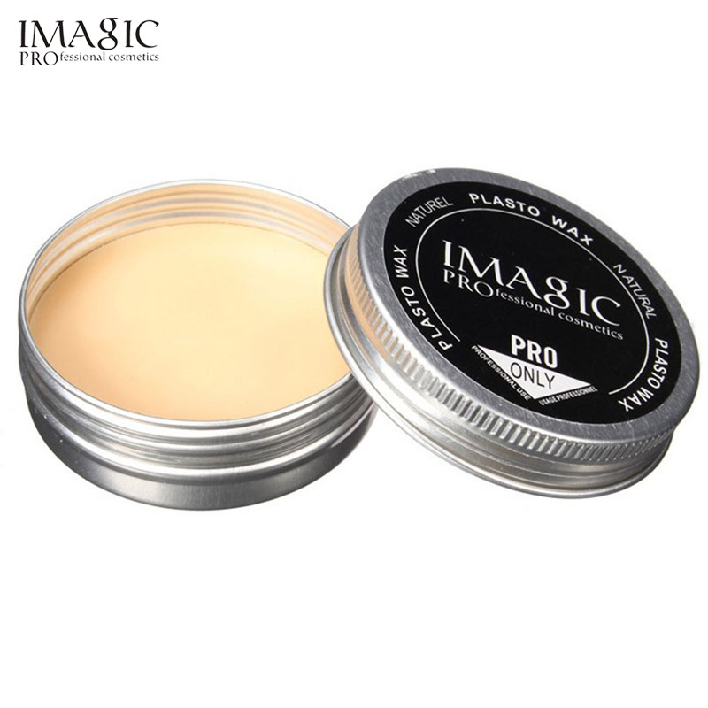 IMAGIC Wax  1X Halloween Modeling Fake Wound Scar Eyebrow Blocker Wax Special Films Effect Makeup