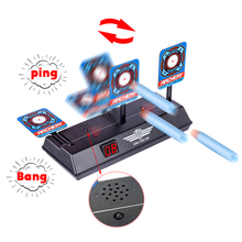 Surwish Scoring Auto Reset Electric Target Toy  Training for Nerf Toys LZ034 Blaster Gel Beads