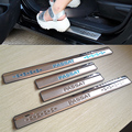 Fit For European Version VW Passat B7 2011-2015 Stainless steel door sill Scuff Plate Cover Car accessories 2012 20013 2014