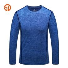 Plus Size XXXXXL T Shirt Men Fashion Fitnes Clothes Long Sleeves Tshirt Male Solid Color Quick