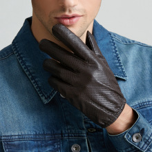 Sheepskin Men's Gloves Winter