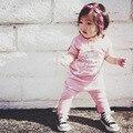 Da criança Do Bebê Da Menina Do Menino Roupas Trepadeira Cactus letras botão Da Tampa de Impressão Romper Macacão Playsuit Outfits macacão para recém-nascidos Y1
