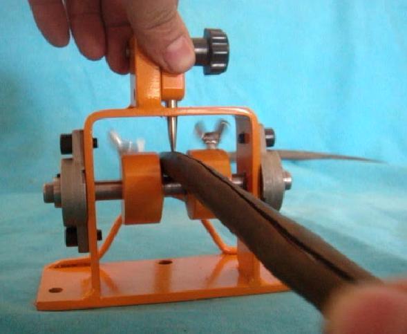 manual copper wire stripping machine