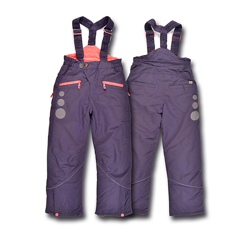 size 98 164 children's ski overall cotton padded warmly girls snow pants Germany brand kids skiing clothes baby winter outerwear