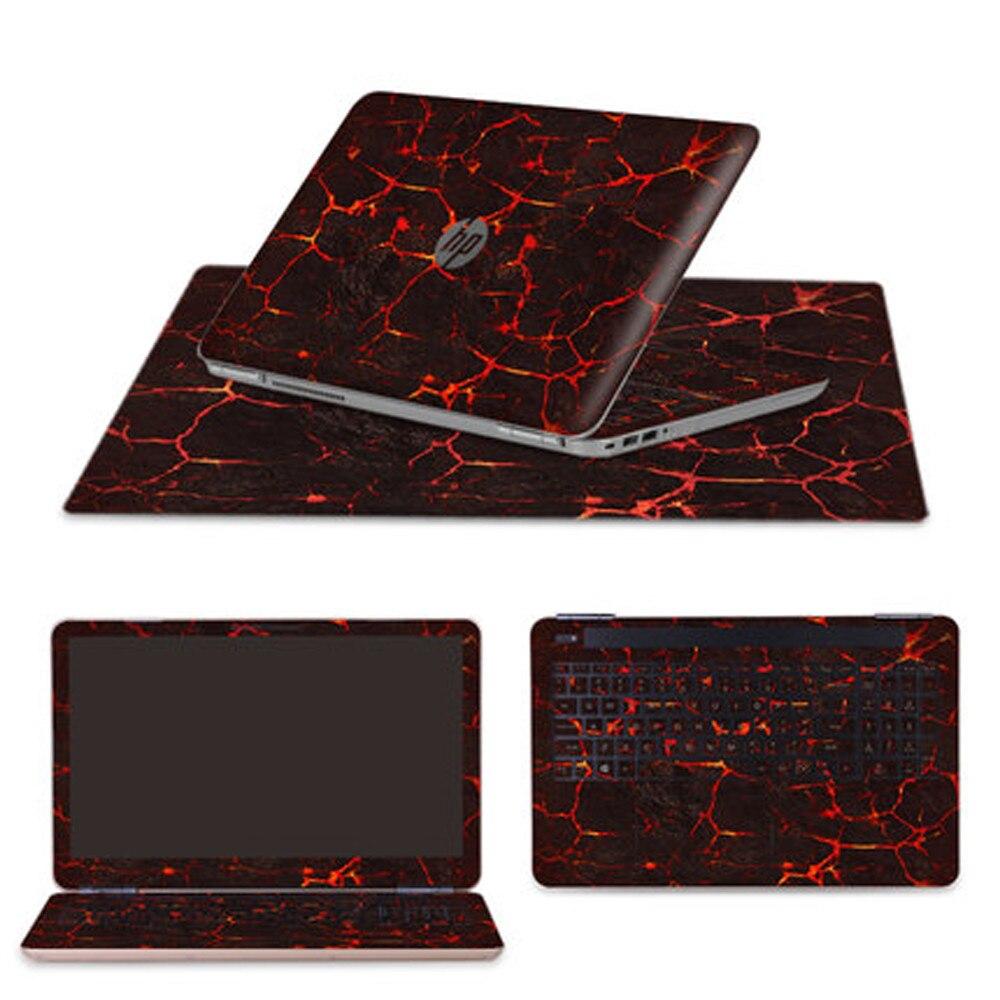 Ноутбук Стикеры для HP Pavilion dv6 компьютер Наклейка Мода 3 стороны Тетрадь кожи с той же Стиль Мышь pad ПВХ протектор ...