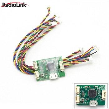 Radioenlace Mini MÓDULO DE OSD para Mini PIX / Pixhawk Placa de control de vuelo RC Drone