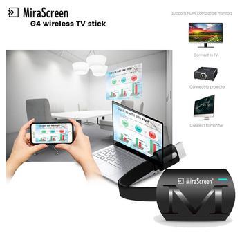 MiraScreen G4 klucz sprzętowy do TV Anycast obsada HDMI WiFi Miracast