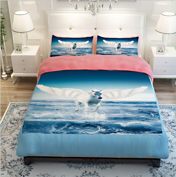 Online Get Cheap Horse Bedspreads Comforter Sets -Aliexpress.com ...