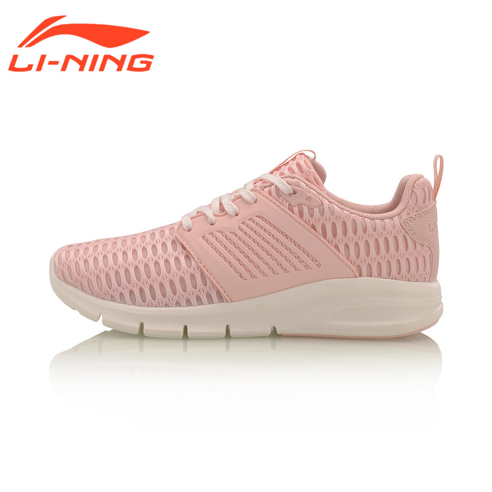 Li-Ning Women's Bullet Classic Walking Shoes Breathable Lightweight Shoes LiNing Sports Sneakers AGCM126 li ning classic womens running shoes lining light woman s sneakers footwear breathable gym sports shoe chaussure femme sport